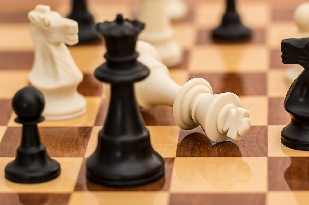 Schach im Hort