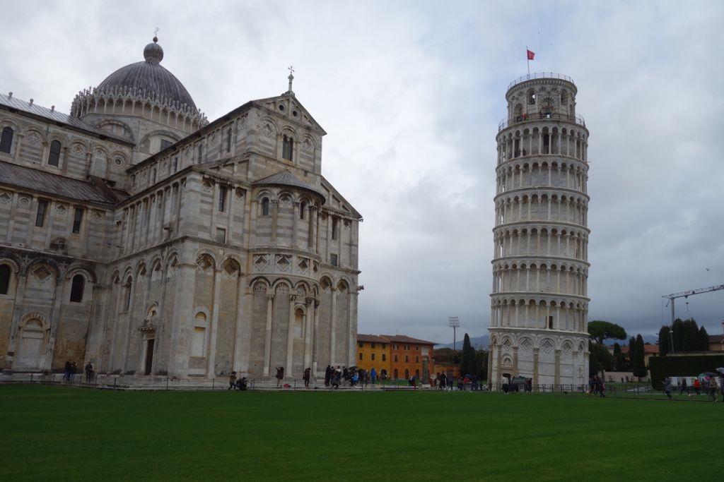 Auslandspraktikum Italien