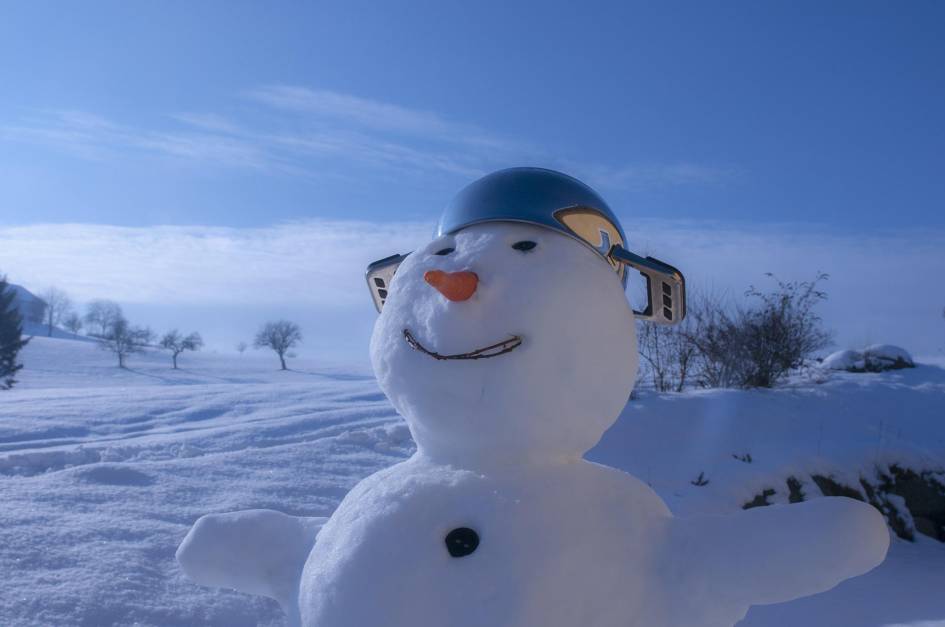 Impulse im Schnee – Distance Learning der 3B