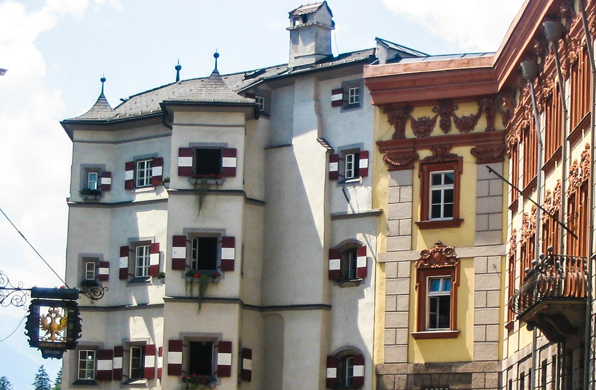 Mittelalterliche Spuren in Innsbruck