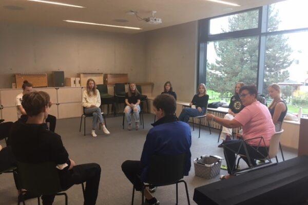 Diplomarbeitstag I Foto: Judith Graziadei I KBAfEP 2021